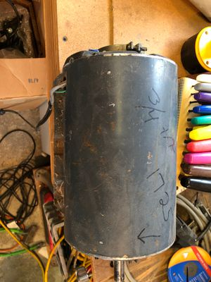 1725 rpm 3/4 hp electric motor for Sale in Camas, WA