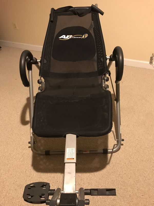 Ab Lounge Exercise Chair