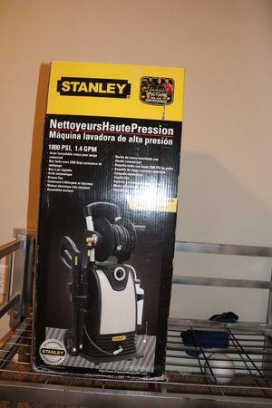 Stanley electric pressure washer. for Sale in Marietta, GA