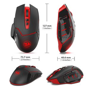Redragon RGB wireless adjustable gaming mouse for Sale in Fresno, CA