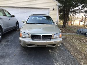 2001 HYUNDAI XG300L for Sale in Rockville, MD