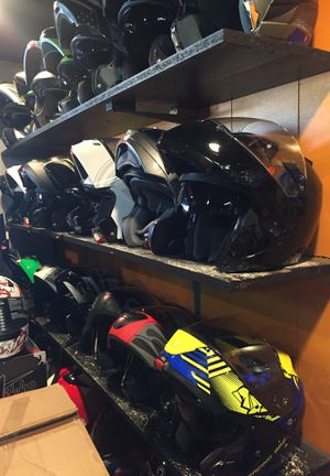Dot modular motorcycle helmet s New $75 and up for Sale in Whittier, CA