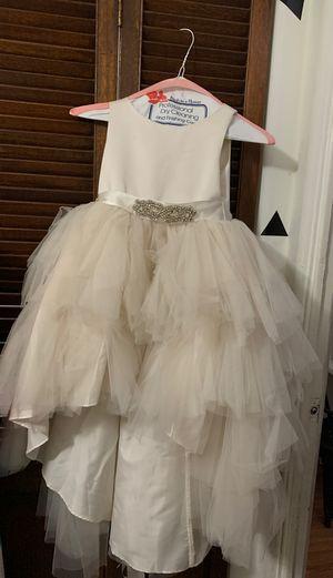 Girls flower girl dress for Sale in Glendale, CA