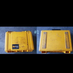 Pelican Cases - #2 for Sale in Buena Park, CA