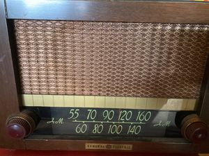 General Electric tube radio for Sale in Los Angeles, CA