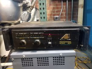 AB INTERNATIONAL 9620A AMPLIFIERS for Sale in Chicago, IL