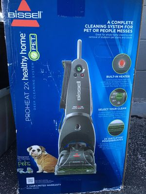 New Bissell proheat carpet cleaner for Sale in Houston, TX