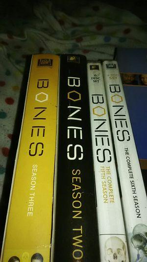 Bones Seasons 2 3 5 6 DVD Sets for Sale in Tuckerton, NJ