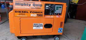 Mighty Quip MDQ 7000 Generator for Sale in Battle Ground, WA