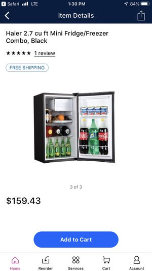 Like new mini fridge for Sale in Salt Lake City, UT