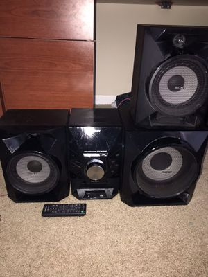 700W Sony Stereo System for Sale in Orlando, FL