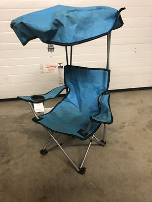 Boys camping chair for Sale in Damascus, OR