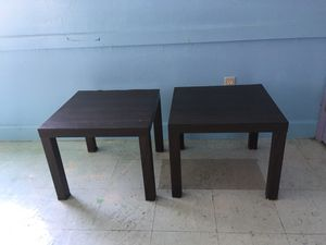 Side tables for stacking or living room decor for Sale in Frostproof, FL