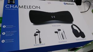 Chameleon 4-In-One Combo Pack for Sale in Cleveland, MS