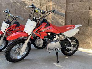 2020 Honda CRF50F's Like Brand New! for Sale in Phoenix, AZ