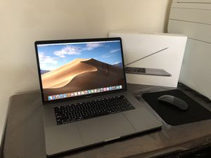 "2019 MacBook Pro w/ Touch Bar 15""Inch - Intel i7 - 16 GB ( Under Warranty Apple Care ) for Sale in Falls Church, VA"