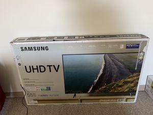 Samsung 55' Class 4K Ultra HD TV for Sale in Boston, MA