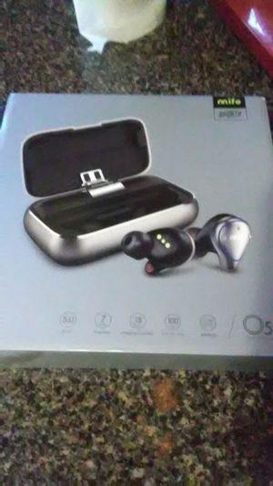 Mifo waterproof earbuds for Sale in Yeadon, PA