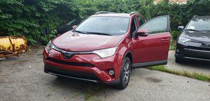2018 Toyota Rav4 Adventura Red for Sale in Providence, RI