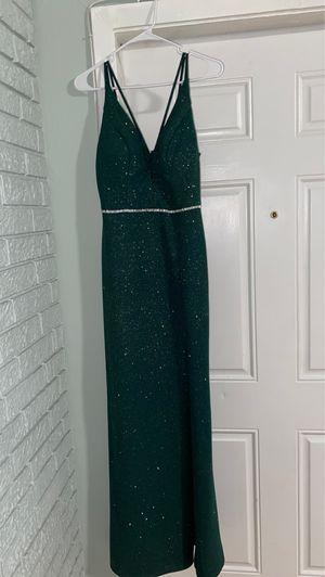 Dark green dress for Sale in North Miami Beach, FL