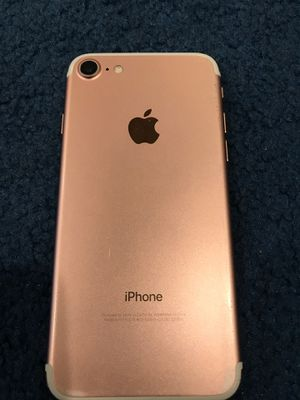 128 gb iPhone 7 Rose Gold FOR SALE for Sale in Los Angeles, CA