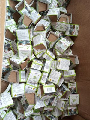 Bunch of grow & learn seed pods all different kinds of vegetables for Sale in Pawtucket, RI
