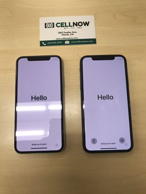 iPhone X (AT&T) for Sale in Clovis, CA