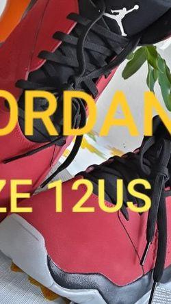 Jordan Sneakers High Top Men Size 12US %100 Legit for Sale in Miami,  FL