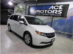 2014 Honda Odyssey EX-L Minivan 4D for Sale in Los Angeles, CA