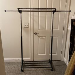 Stand Alone Closet/Rack for Sale in Quincy,  MA