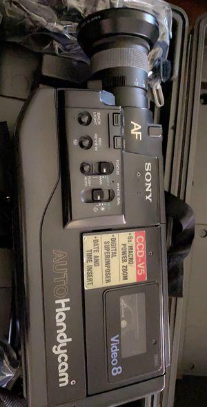 Sony Video Camera Recording 8 for Sale in Bremerton, WA
