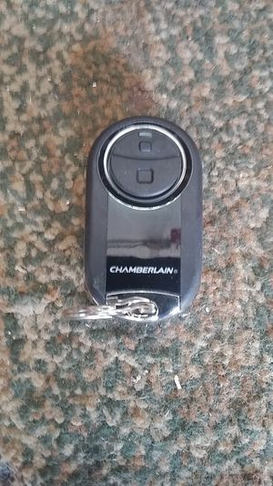 Garage door key chain remote for Sale in Puyallup, WA