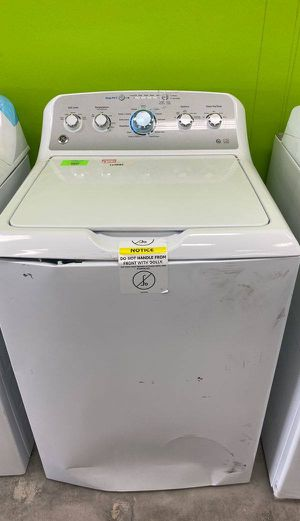 GE GTW335ASNWS washer 🤩🤩🤩 NE for Sale in Baldwin Park, CA