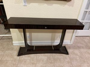 Maitland-Smith console table for Sale in Tamarac, FL