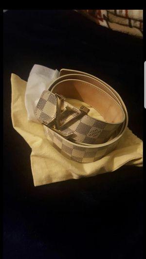 Louis Vuitton belt for Sale in Denver, CO