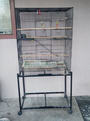 Large Bird cage for Sale in Houston, TX
