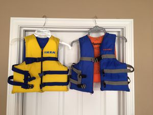 Youth life jackets for Sale in Wenatchee, WA