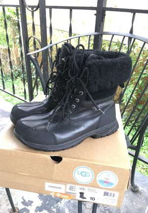 Men's Ugg Boots - Size 9.5 for Sale in Rockville, MD