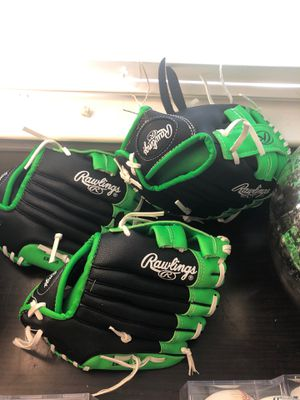 2 Rawlings Player Series Kid baseball gloves (Lefty) for Sale in Baytown, TX