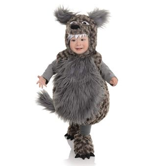 Toddler Wolf Halloween Costume for Sale in Old Bridge Township, NJ