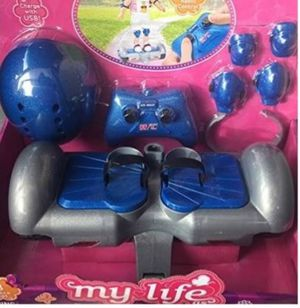 """My Life as Doll Remote Control BALANCING Hover BOARD for 18"""" American Girl Boy for Sale in Suffolk, VA"""