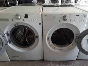 LG Gas Washer And Dryer for Sale in Austin, TX