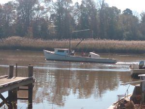 Deadrise Oyster Workboat for Sale in Virginia Beach, VA