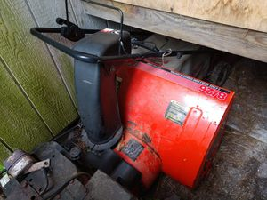 Mtd 8/26 snow blower for Sale in Orviston, PA