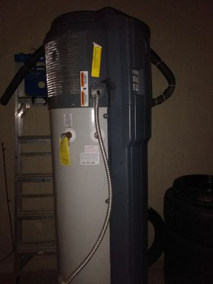Rheem eco sense water heaterb for Sale in Tacoma, WA