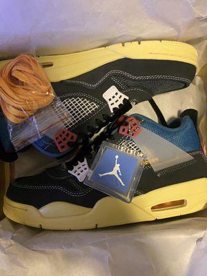 Jordan retro 4 off noir for Sale in Washington, DC