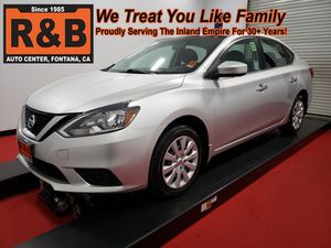 2016 Nissan Sentra for Sale in Fontana, CA