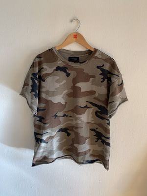 Pacsun boxy fit camo shirt for Sale in Queens, NY