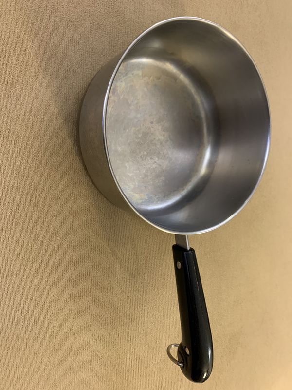 Copper Clad Stainless Steel Pot