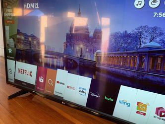 LG UHD TV for Sale in Cambridge,  MA